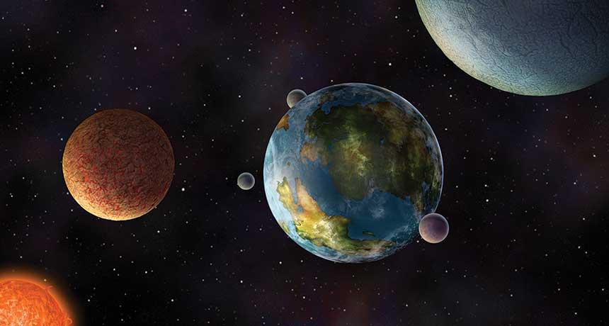 Há planetas melhores para a vida do que a Terra, dizem astrônomos
