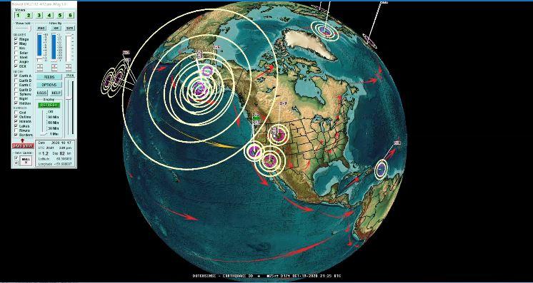 Terremoto M7.4 atinge o Alasca, causando alertas de tsunami