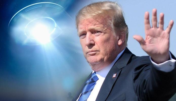 Surgem especulações de que Trump irá desclassificar arquivos de OVNIs