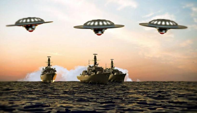 Quão comuns são os relatos de avistamentos militares de OVNIs?