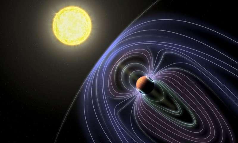 Astrônomos detectam possível emissão de rádio vinda de exoplaneta