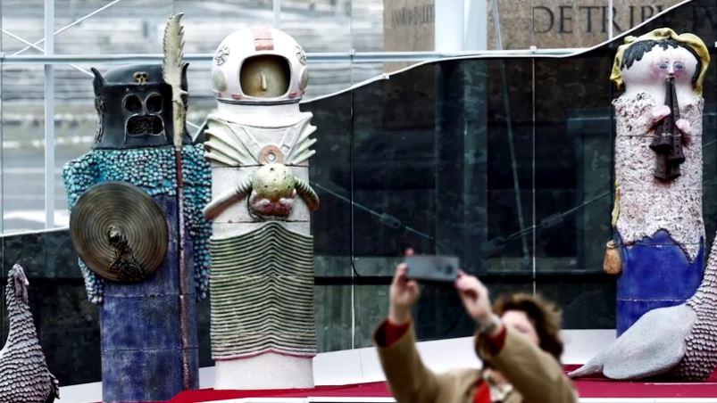 O que o Vaticano pretende ao colocar 'Darth Vader' em seu presépio?
