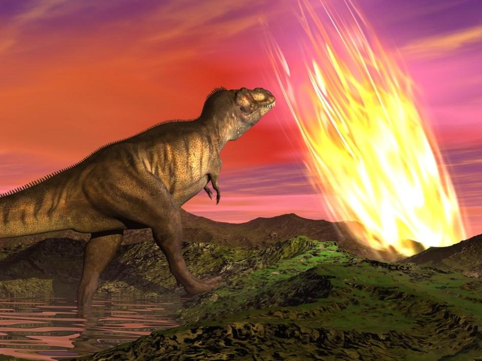Ossos de dinossauros poderão ser encontrados na Lua