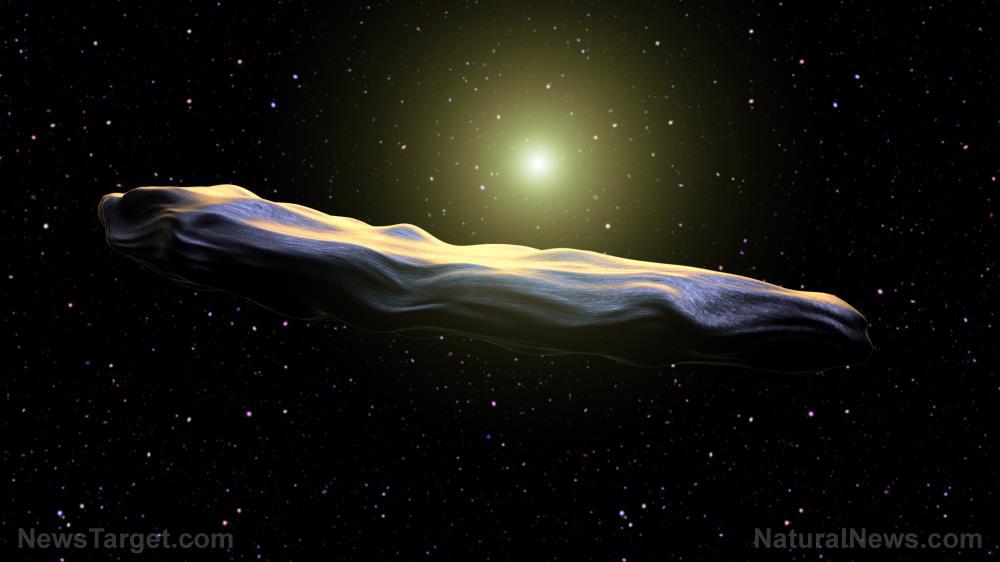 Estágio de foguete confundido com asteroide mostra que 'Oumuamua não é rocha espacial, diz astrônomo