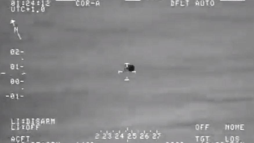 No ar, na água, dividindo-se em dois - investigação científica do OVNI em Aguadilla