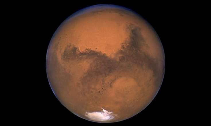 O planeta Marte: suas anomalias e mistérios