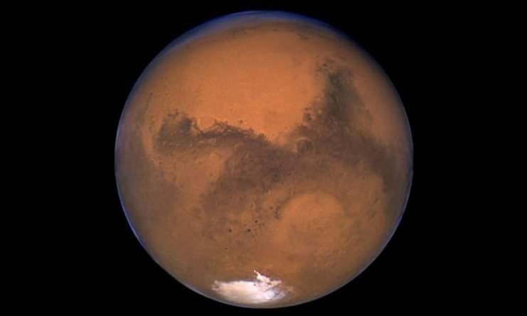 Vida em Marte? Vapor d'água oferece novas pistas