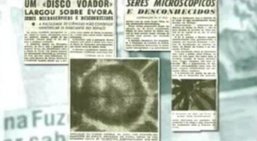 Organismo Extraterrestre vivo é capturado e estudado em Portugal em 1959