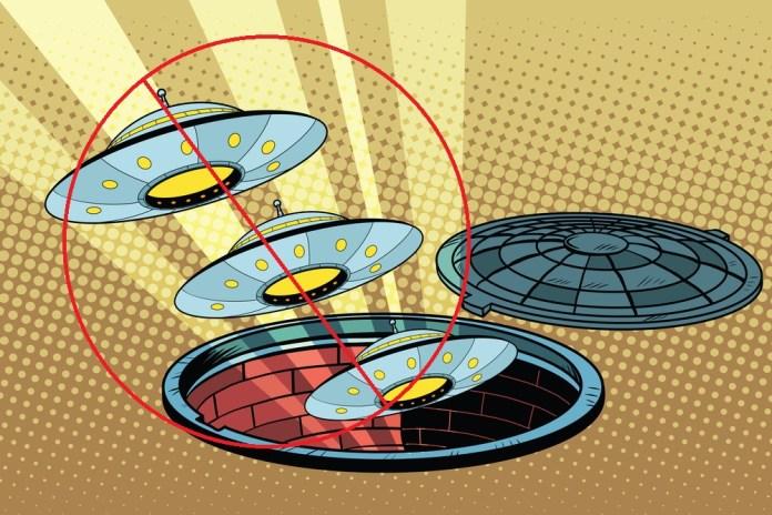 Indústria de Defesa Europeia irá reprimir discussões sobre OVNIs e ETs