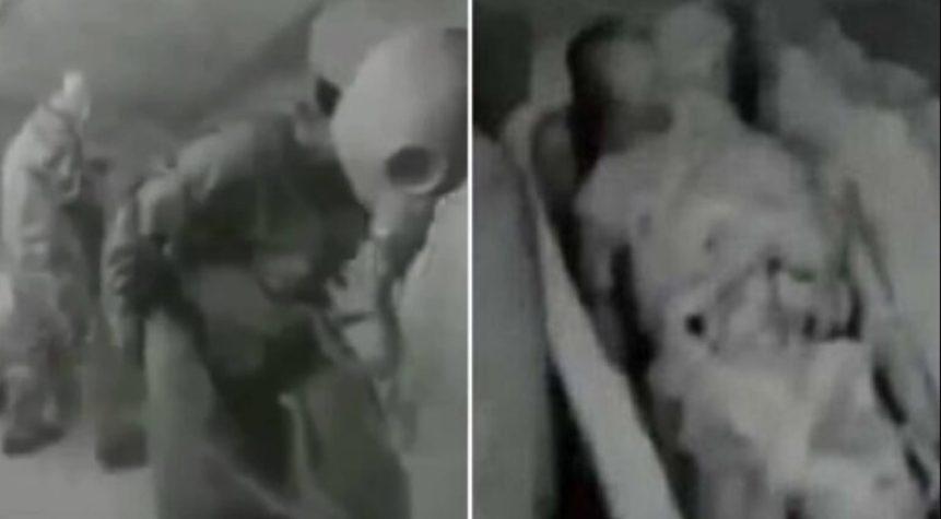 """Projeto ISIS: KGB descobre o corpo mumificado de antigo """"deus alienígena"""""""