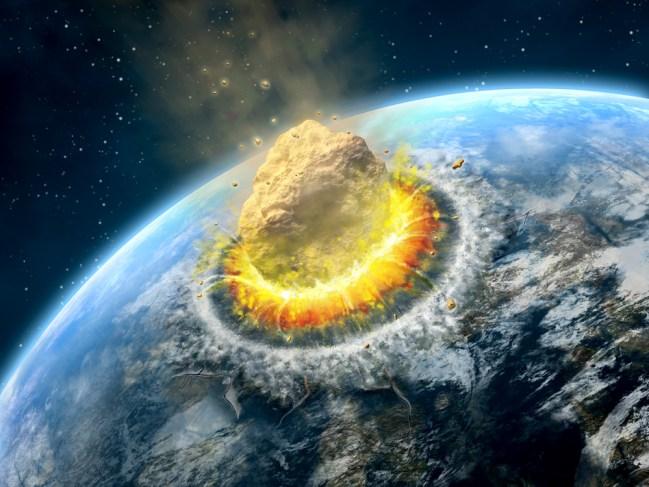 """Impacto de asteroide pode desencadear """"crise de refugiados"""""""