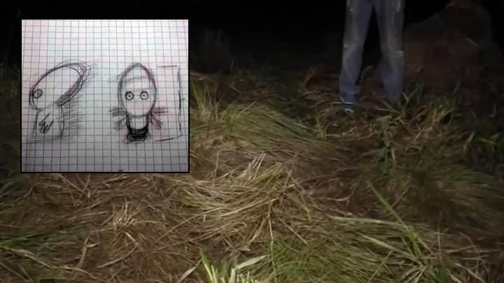 Testemunham afirmam que alienígena visitou uma cidade na Bolívia