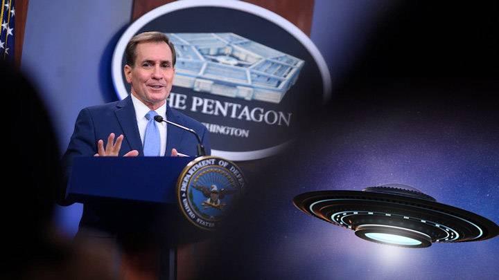 Pentágono só se importa se OVNIs são uma ameaça e não se são alienígenas