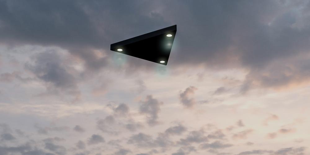 Os misteriosos triângulos voadores: alienígenas ou tecnologia secreta?