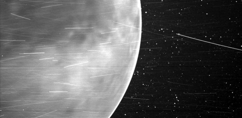 Sonda capta sinal de rádio natural vindo da atmosfera de Vênus