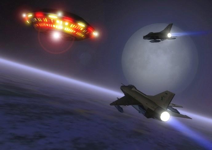 Cientista calculou a velocidade dos OVNIs filmados pela Marinha dos EUA