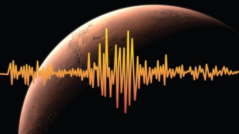 Por que Marte está tremendo tanto e qual é a fonte dos sinais inesperados?