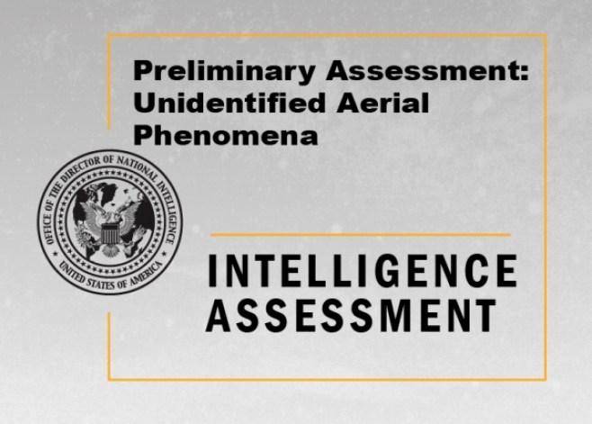 O que fazer com o relatório da comunidade de inteligência sobre OVNIs?