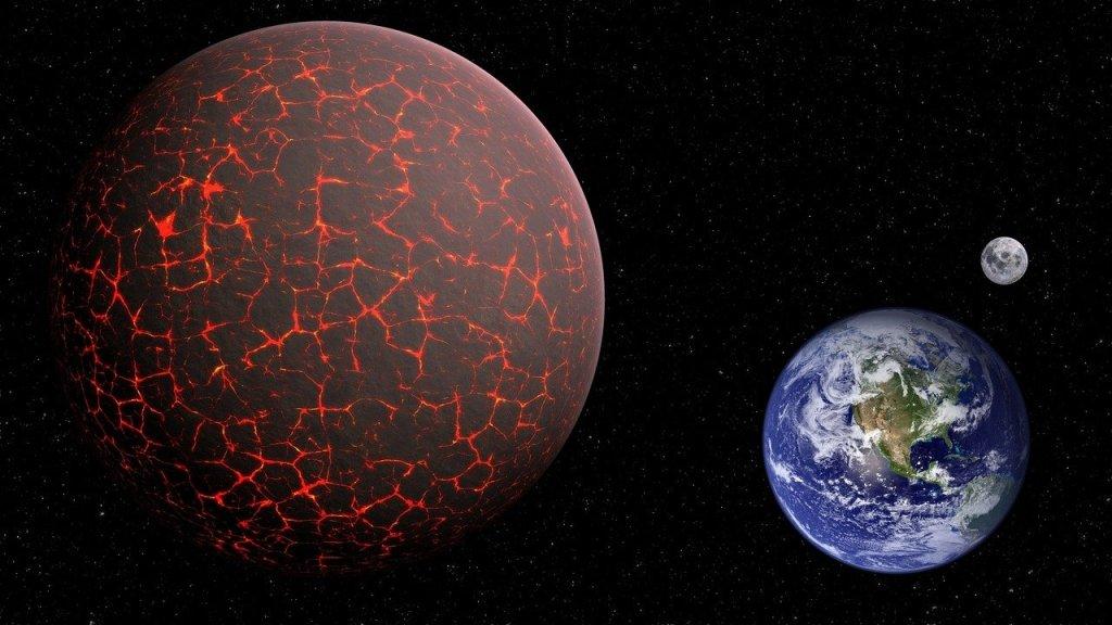 NASA esconde a existência de Nibiru, diz cientista do Geosurvey dos EUA