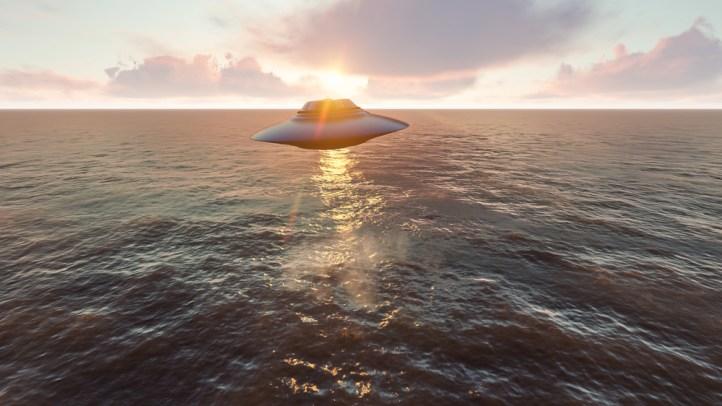Outros navios da Marinha dos EUA podem ter encontrado OVNIs, em 2017