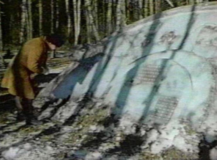 A União Soviética travou uma guerra com OVNIs e parou repentinamente