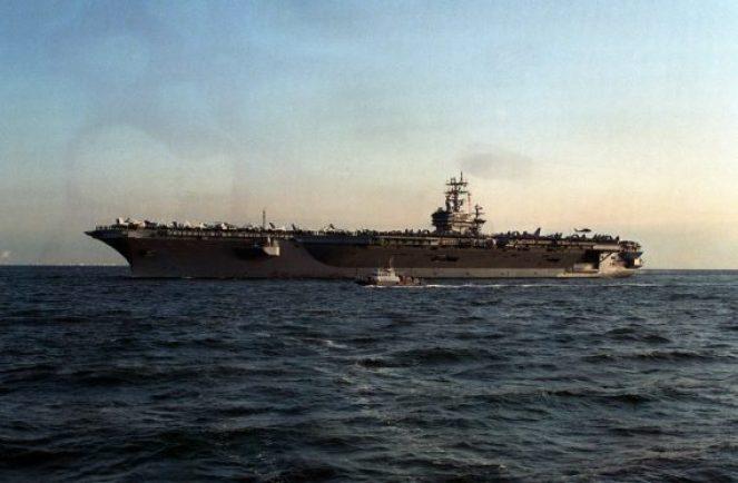 """Nova testemunha da Marinha diz que viu um """"Tic Tac"""" operando debaixo d'água"""