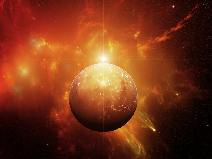 Boas notícias: Planetas de estrelas anãs vermelhas  podem hospedar vida
