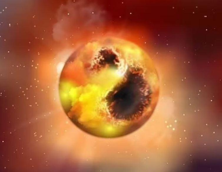 Nova teoria sobre o escurecimento da estrela Betelgeuse
