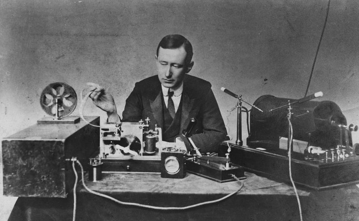 Porque os ETS podem nunca terem descoberto o rádio