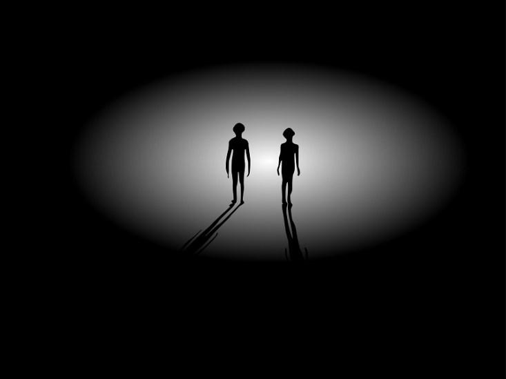 "Estaria a vida ""extra-dimensional"" nos visitando?"