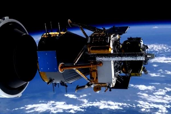 Sonda chinesa retorna dos espaço profundo à Lua para propósito desconhecido