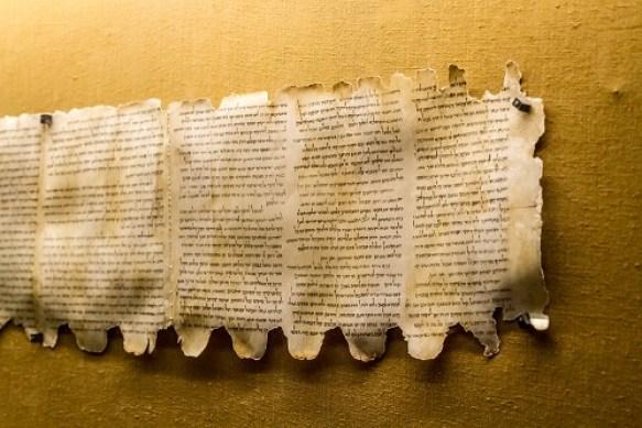 Documento hebraico medieval pode revelar porque os Pergaminhos do Mar Morto foram encontrados em Qumran