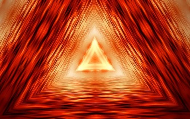 """Físicos encontram """"Singularidade do Triângulo"""""""