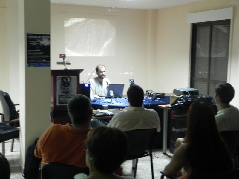 Terceras jornadas de ufologia Nando Dominguez (47)