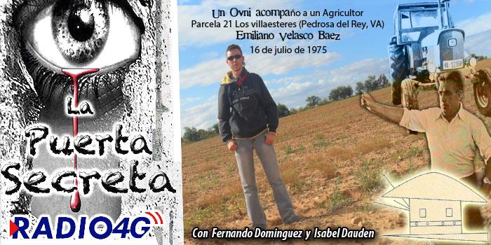 Encuentro con un Ovni en los Villaesteres (Valladolid) Pedrosa Del Rey