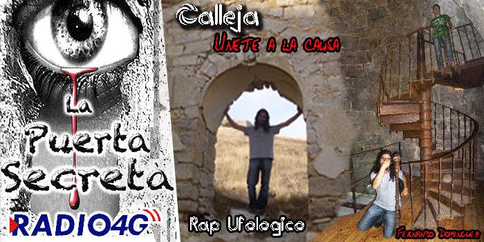 "Entrevista al Rapero Dani Calleja ""Unete a la Causa"" Rap Consciente"