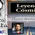 Entrevista a Alvaro Martin Perez Leyenda Cosmica
