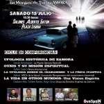 El 15 de julio se celebrará la III Edición de las Jornadas de Ufología en Morales de Toro