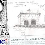 La Experiencia ovni de Nando Dominguez Ovnis en Zamora