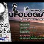 Presentación Cuartas Jornadas de Ufologia Morales de Toro Zamora
