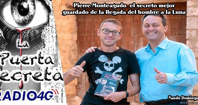 Pierre Monteagudo el secreto mejor guardado de la llegada del hombre a la luna