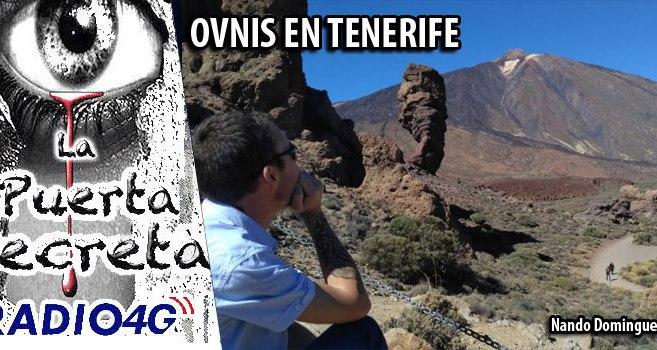 El fenómeno OVNI en Tenerife Tierra de Misterios