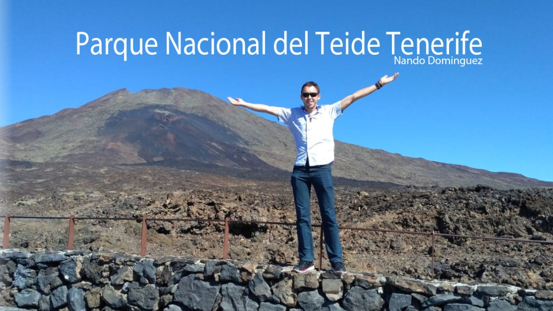Visita al Parque Nacional del Teide Tenerife