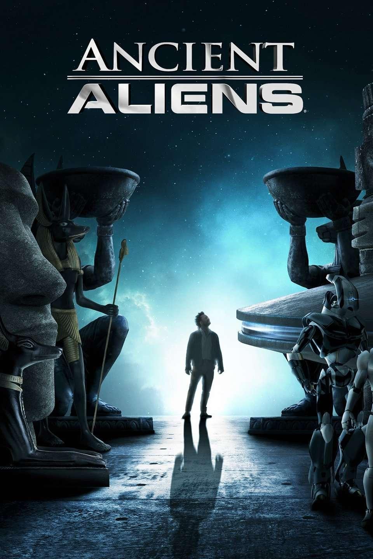 Alienígenas Ancestrales Temporada 1,2,3 y 4 Torrent