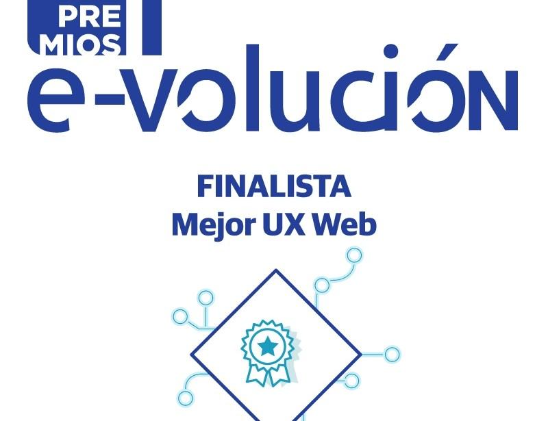 Web Finalista Mejor UX web Premios Evolución 2019 Comunidad Ufológica