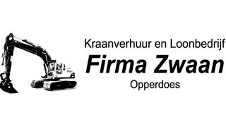 Loonbedrijf Frima zwaan