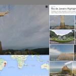Lo mejor de Río de Janeiro, ahora en Street View