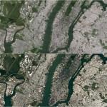 Google mejoró la calidad de las imágenes de sus mapas