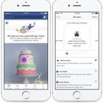 Facebook creará un video con los saludos de cumpleaños