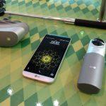 LG G5, oficial en la Argentina